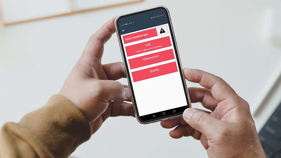 Hands mobile - new incident type